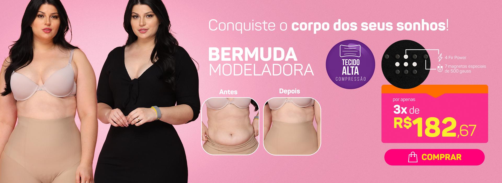 Bermuda Modeladora FIR